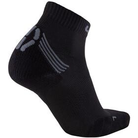UYN Run Veloce Calcetines Hombre, black/grey
